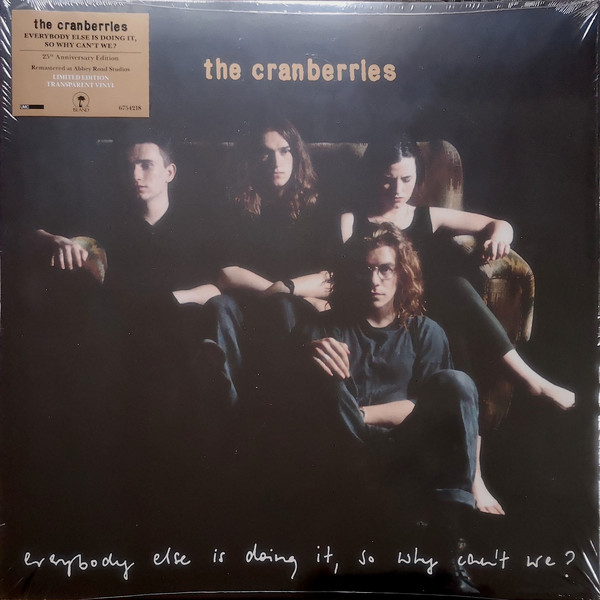 The Cranberries - Everybody Else Is Doing It, So Why Can't We? - vinyl record