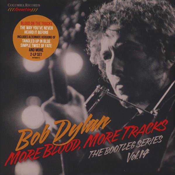 Bob Dylan - More Blood, More Tracks, The Bootleg Series Vol.14 - vinyl record
