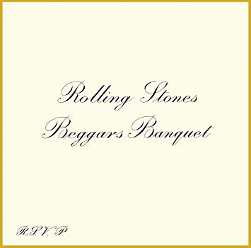 The Rolling Stones - Beggars Banquet - vinyl record