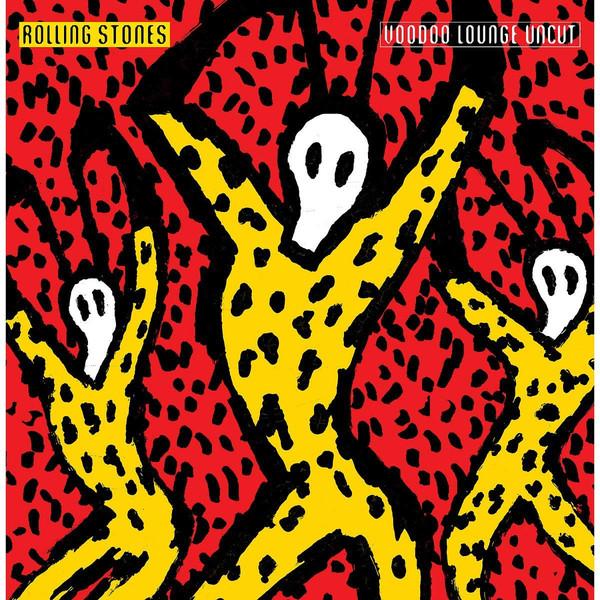 The Rolling Stones - Voodoo Lounge Uncut - vinyl record