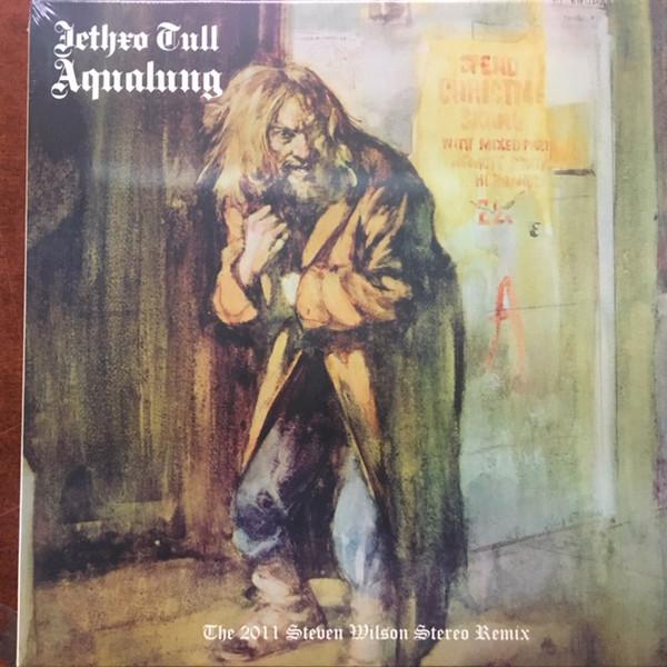 Jethro Tull - Aqualung - vinyl record