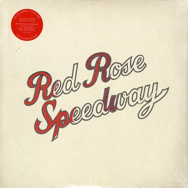 Wings (2) - Red Rose Speedway - vinyl record