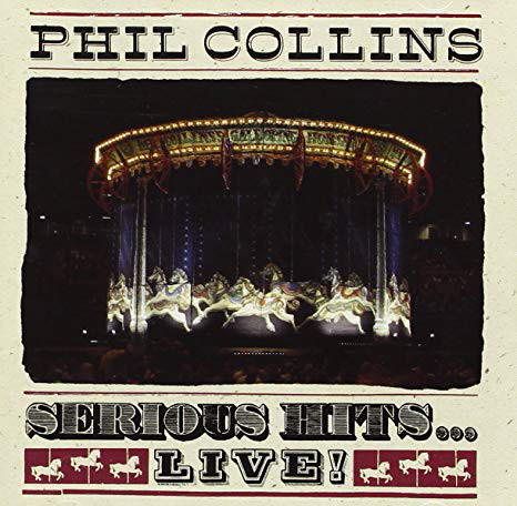 Phil Collins - Serious Hits...Live! - vinyl record
