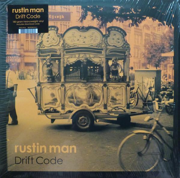Rustin Man - Drift Code - vinyl record