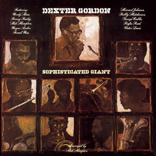 Dexter Gordon - Sophisticated Giant - vinyl record