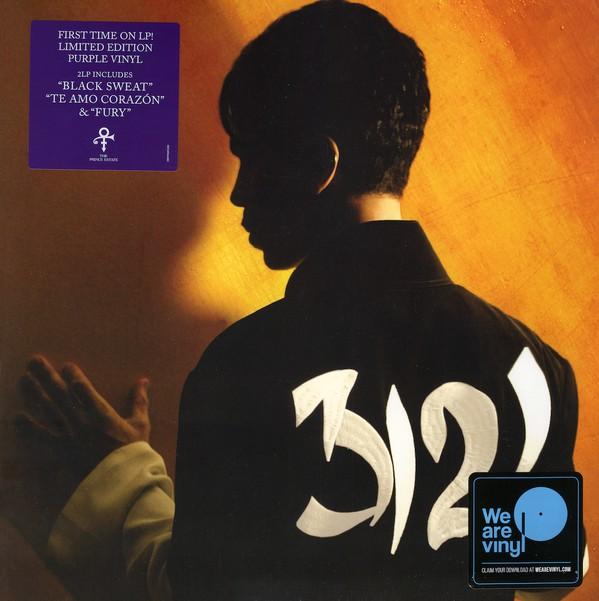 Prince - 3121 - vinyl record