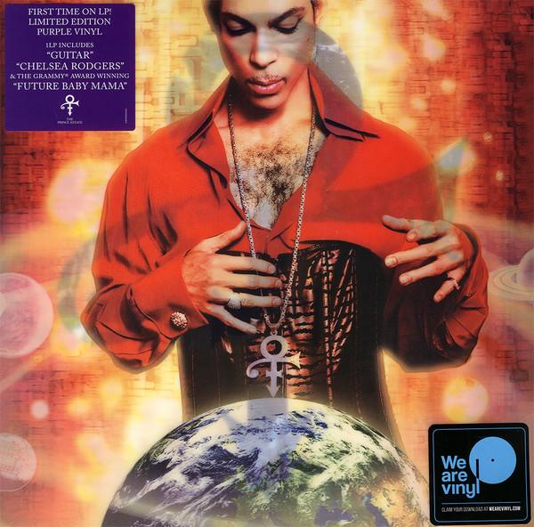 Prince - Planet Earth - vinyl record