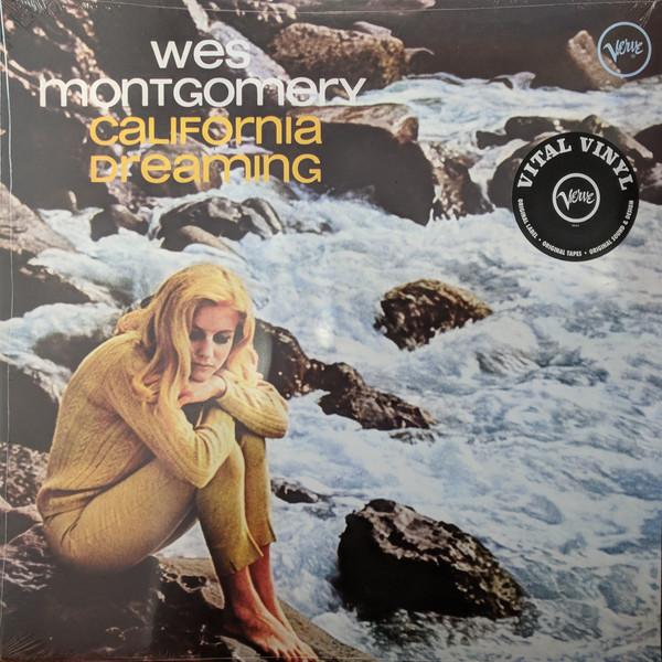Wes Montgomery - California Dreaming - vinyl record