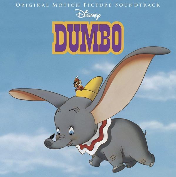 Various - Walt Disney's Dumbo - vinyl record