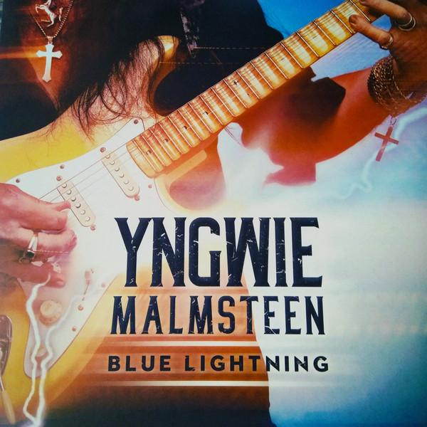 Yngwie Malmsteen - Blue Lightning - vinyl record