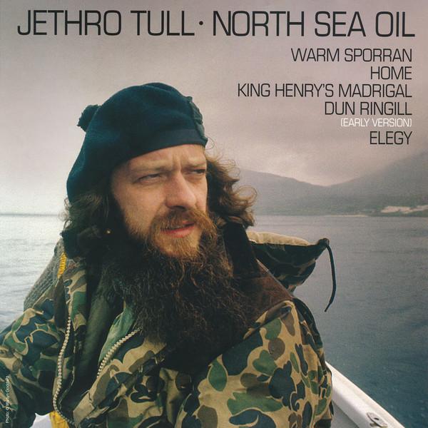 Jethro Tull - North Sea Oil - vinyl record