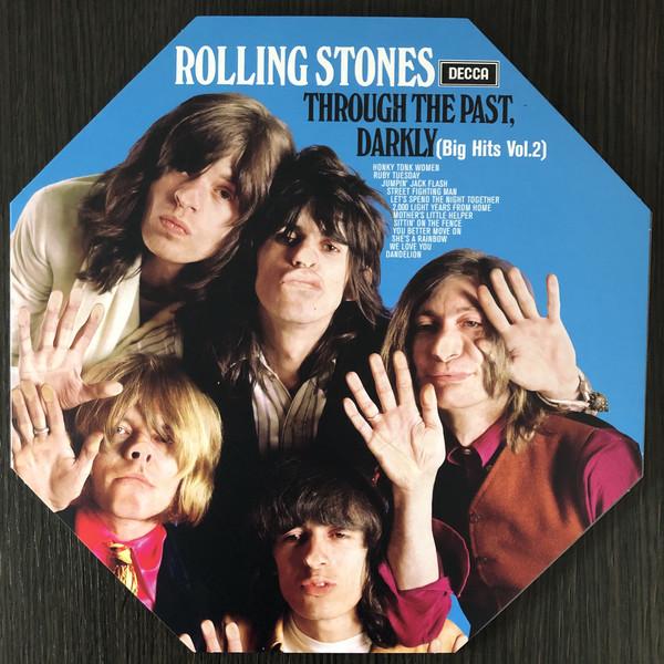 The Rolling Stones - Through The Past, Darkly (Big Hits Vol. 2) - vinyl record