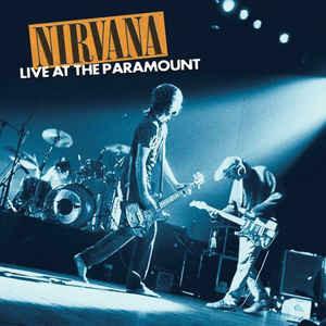 Nirvana - Live At The Paramount - vinyl record