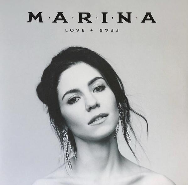 Marina (75) - Love + Fear - vinyl record