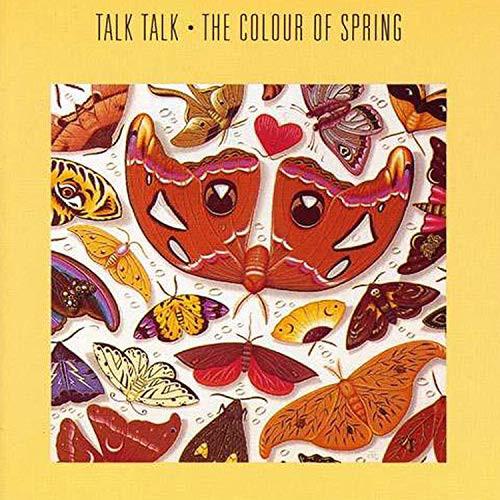 Talk Talk - The Colour Of Spring - vinyl record