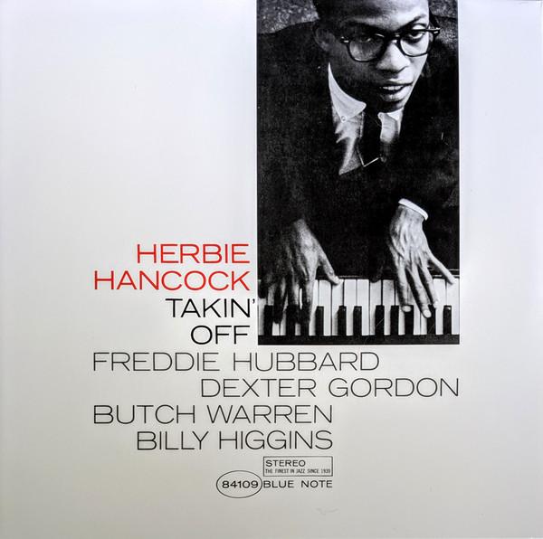 Herbie Hancock - Takin' Off - vinyl record