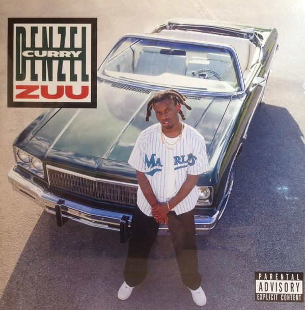 Denzel Curry - Zuu - vinyl record