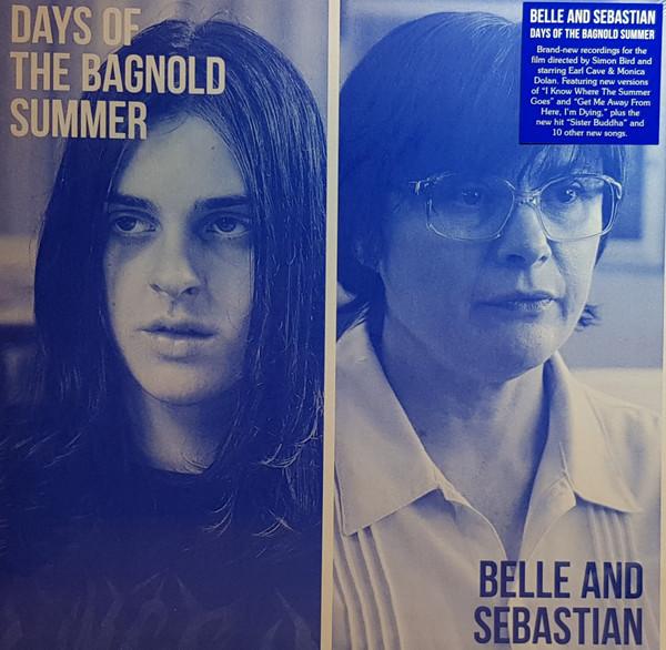 Belle & Sebastian - Days Of The Bagnold Summer - vinyl record