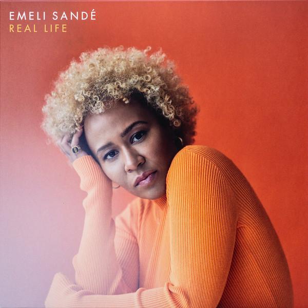 Emeli Sandé - Real Life - vinyl record