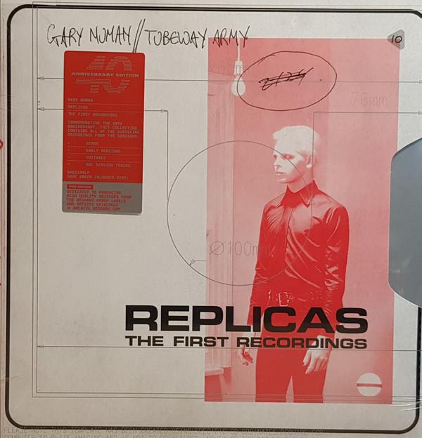 Gary Numan - Replicas (The First Recordings) - vinyl record