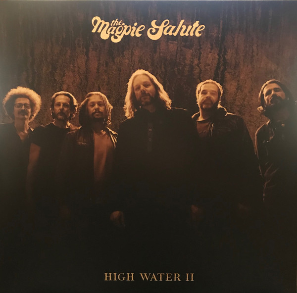 The Magpie Salute - High Water II - vinyl record