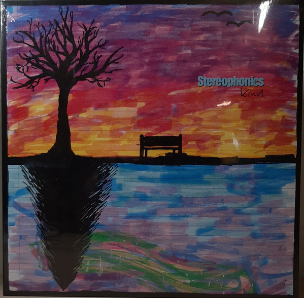 Stereophonics - Kind - vinyl record