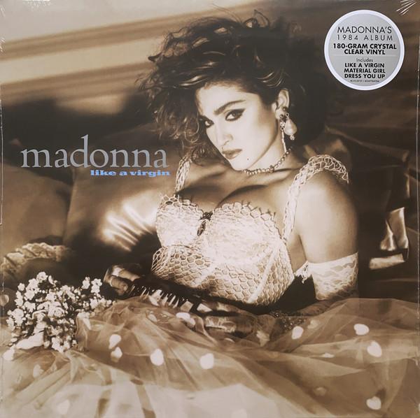 Madonna - Like A Virgin - vinyl record