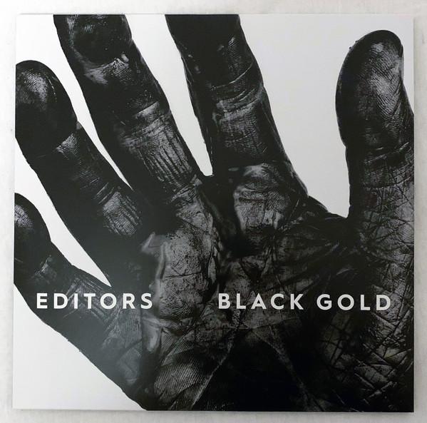 Editors - Black Gold - vinyl record