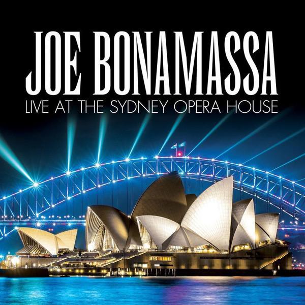 Joe Bonamassa - Live At The Sydney Opera House - vinyl record