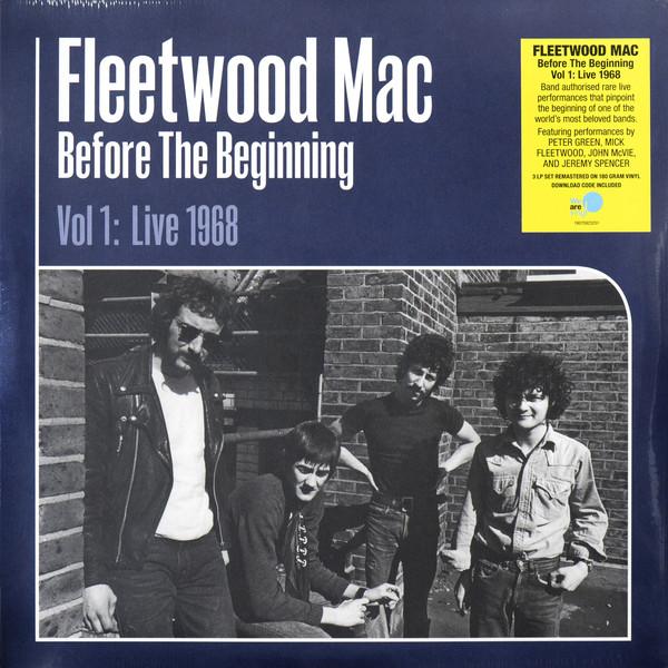 Fleetwood Mac - Before The Beginning (Vol.1 Live 1968)