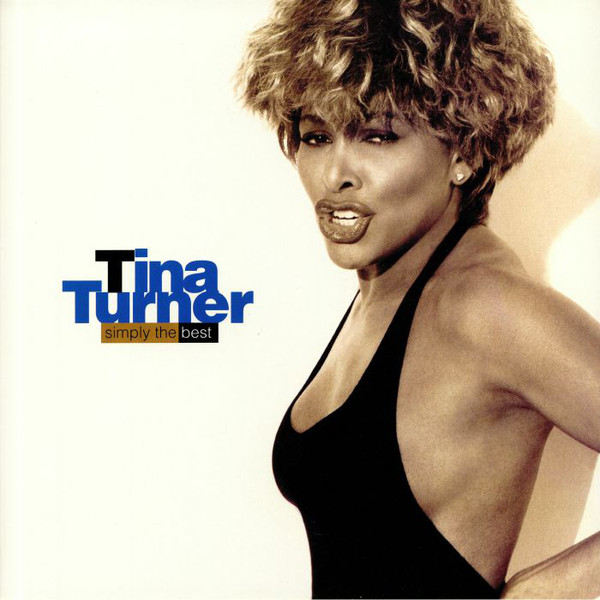 Tina Turner - Simply The Best - vinyl record