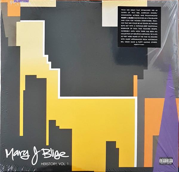 Mary J. Blige - HERstory, Vol. 1 - vinyl record