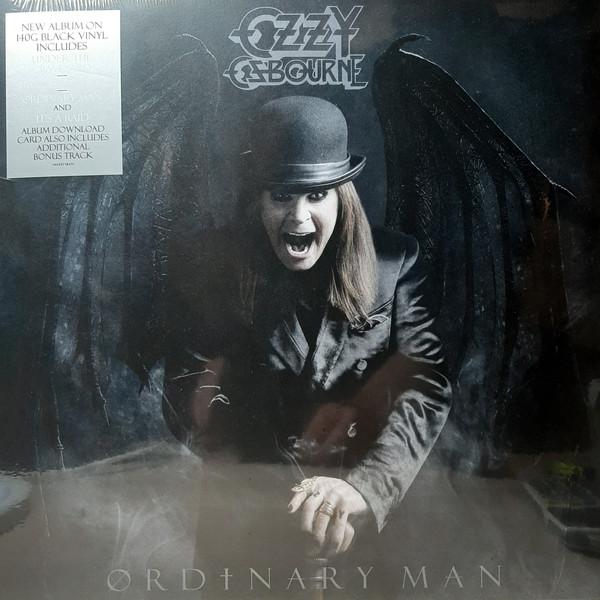 Ozzy Osbourne - Ordinary Man - vinyl record