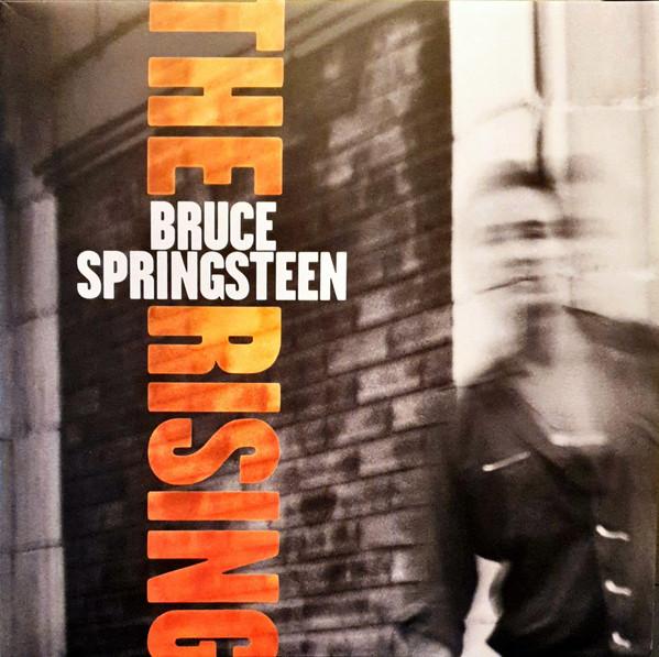 Bruce Springsteen - The Rising - vinyl record