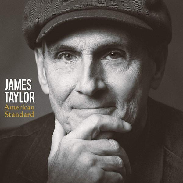 James Taylor (2) - American Standard - vinyl record