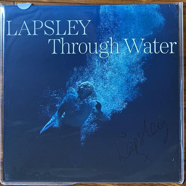 Låpsley - Through Water - vinyl record