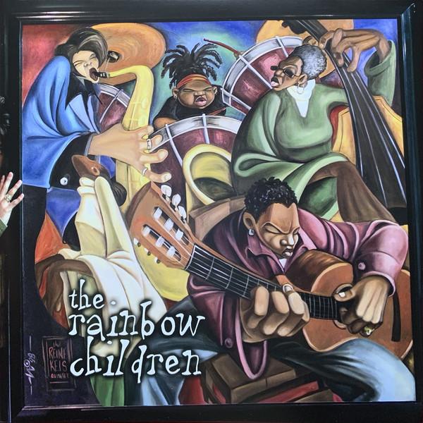 Prince - The Rainbow Children - vinyl record