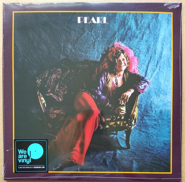 Janis Joplin - Pearl - vinyl record