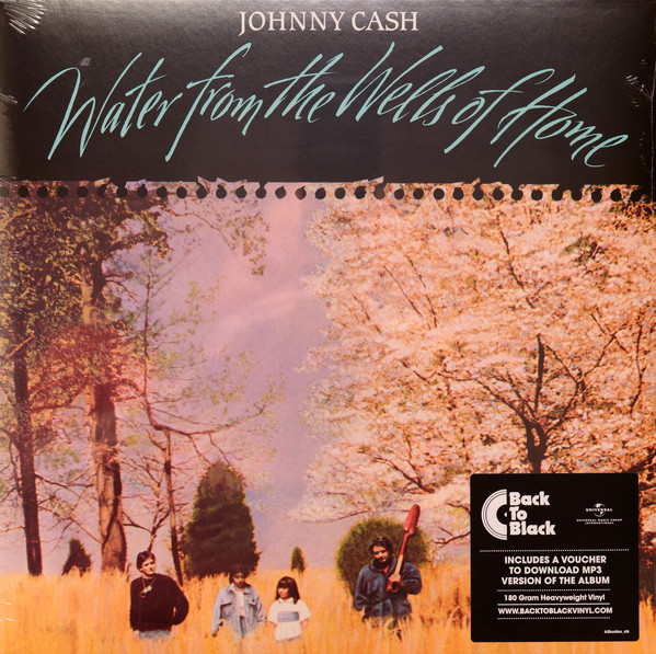 Johnny Cash - Water From The Wells Of Home - vinyl record