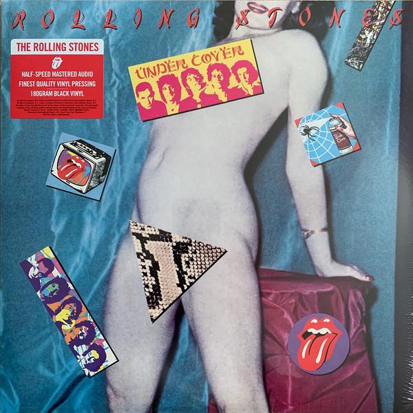 The Rolling Stones - Undercover - vinyl record