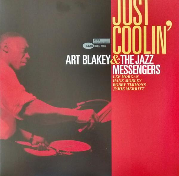 Art Blakey & The Jazz Messengers - Just Coolin' - vinyl record