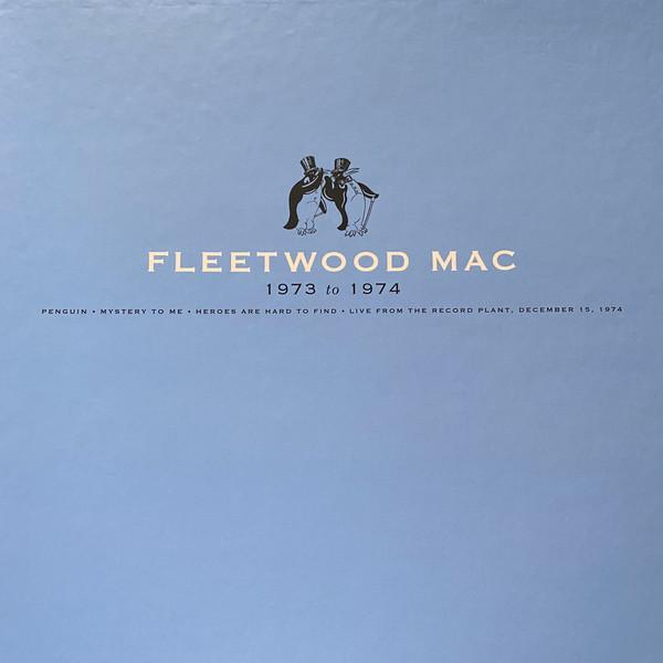 Fleetwood Mac - Fleetwood Mac 1973 to 1974 - vinyl record