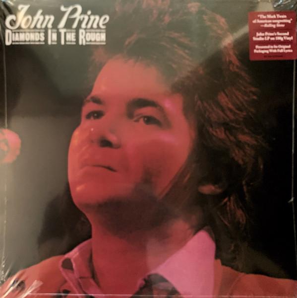 John Prine - Diamonds In The Rough - vinyl record