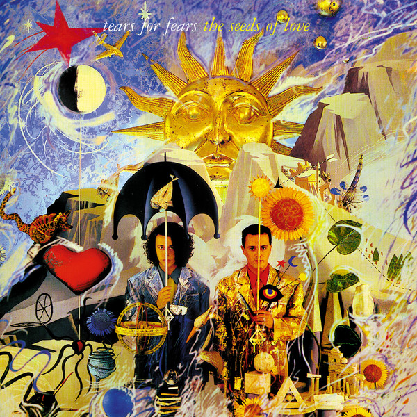 Tears For Fears - The Seeds Of Love - vinyl record