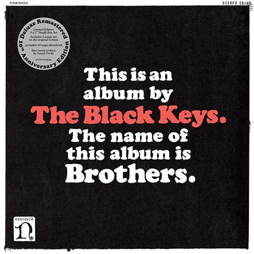 The Black Keys - Brothers - vinyl record