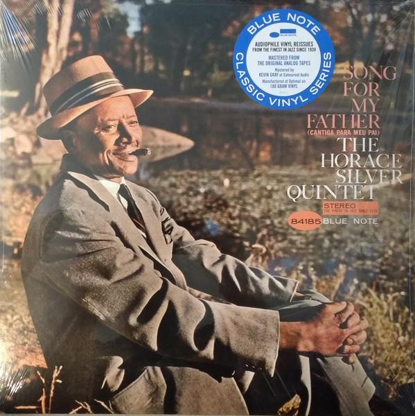 The Horace Silver Quintet - Song For My Father (Cantiga Para Meu Pai) - vinyl record