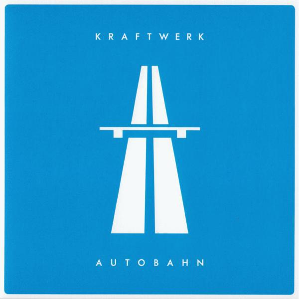 Kraftwerk - Autobahn - vinyl record