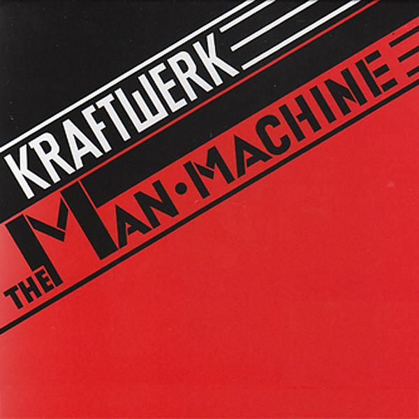 Kraftwerk - Die Mensch·Maschine - vinyl record