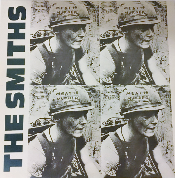 The Smiths - Meat Is Murder - vinyl record