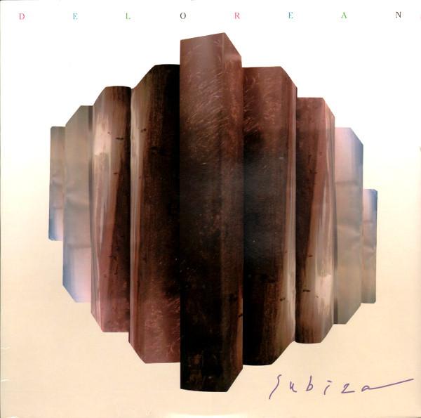 Delorean - Subiza - vinyl record